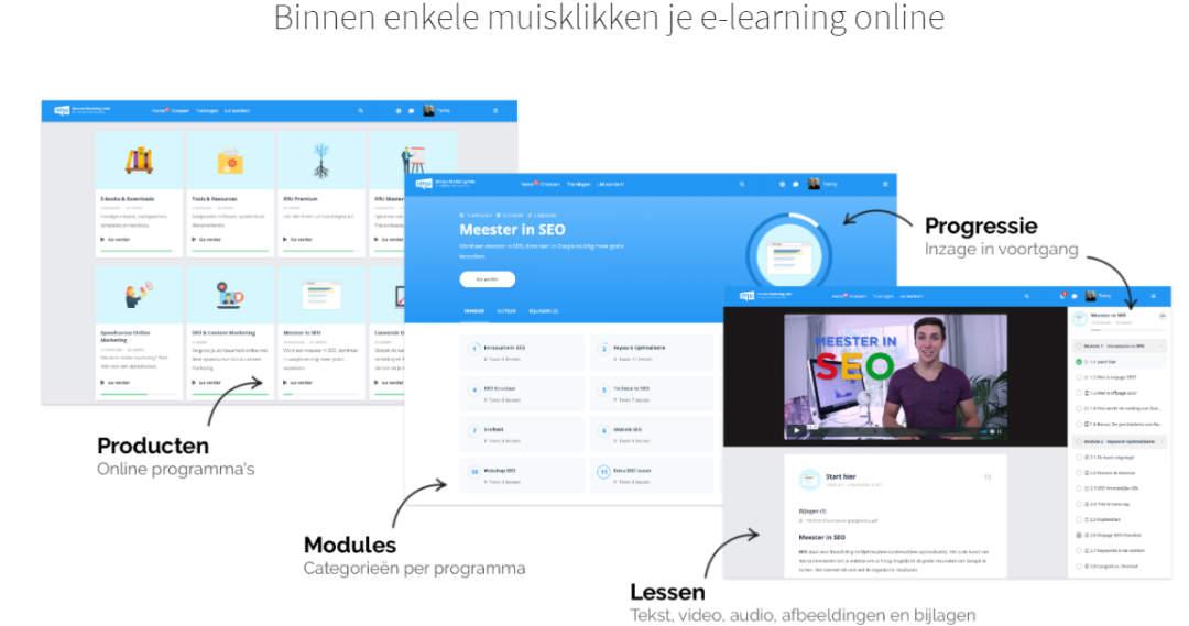 E-learning Software Huddle