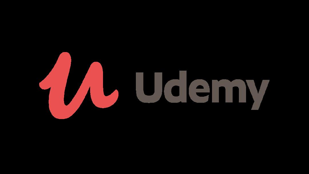 Logo Udemy Online Leren