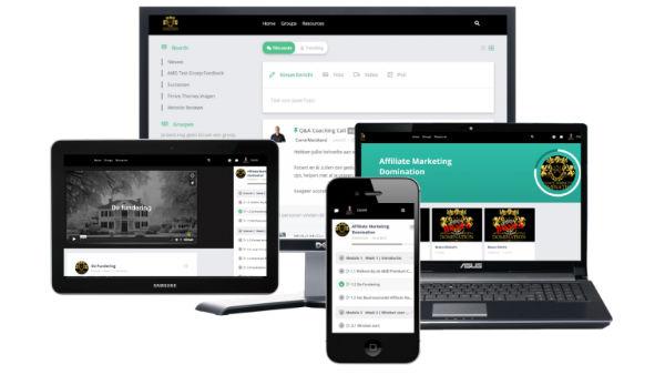 AM Domination Affiliate Marketing Domination Online Cursus