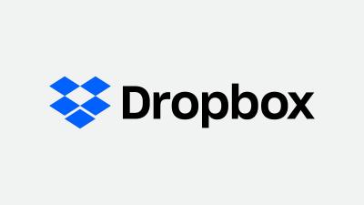 Dropbox Logo. Overal en altijd toegang tot jouw bestanden