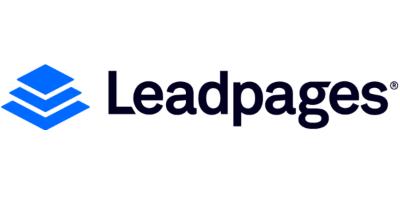 Logo Leadpages maak eenvoudig converterende landingspaginas