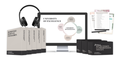 University of Excellence van Jeanet wolf