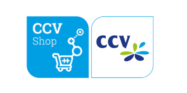 CCV Shop Logo Maak eenvoudig je eigen webshop