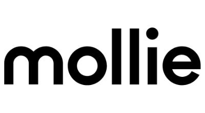 Logo Mollie accepteer alle grote betaalmethoden
