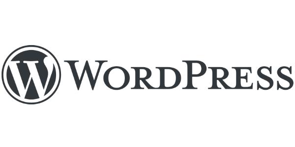 Logo Wordpress.Maak je eigen website met Wordpress