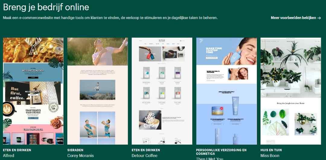 Makkelijk je eigen webshop beginnen met Shopify