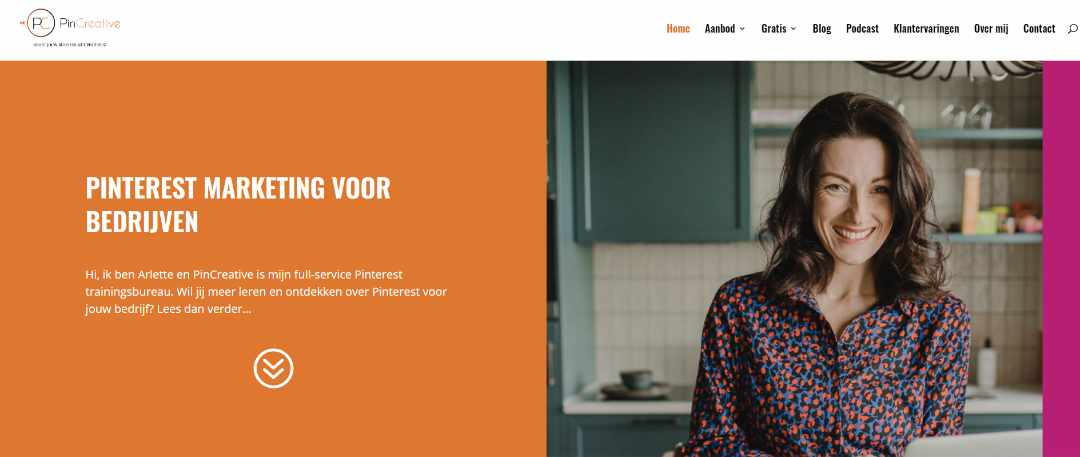 Pinterest Marketing voor bedrijven Training Online Cursus