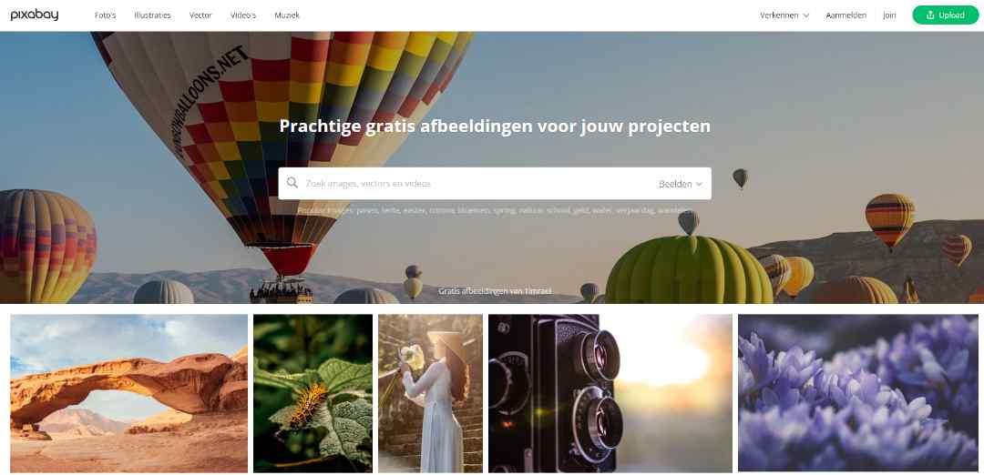 Pixabay gratis Stock Afbeeldingen