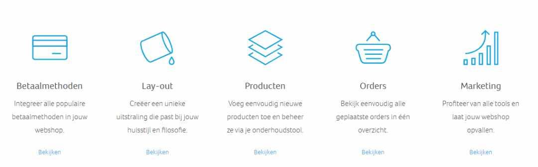Webshop maken De mogelijkheden voor jouw webwinkel