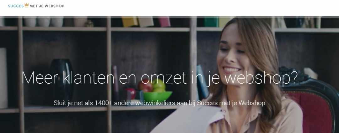Webwinkel Community Succes met je Webshop