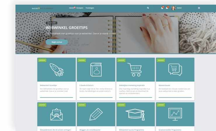 Webwinkel groeitips