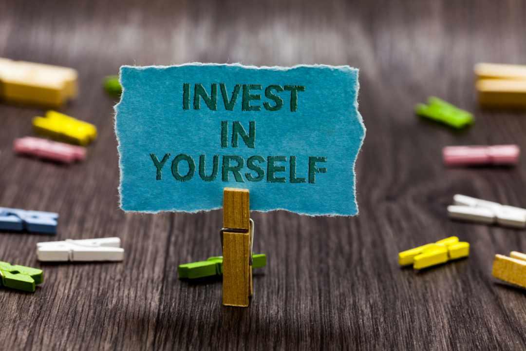 Begin met online leren en investeer in jezelf
